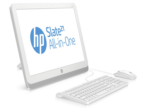 slate-21 HP Announces 21.5-inch All-in-One That Runs on Android, Slate 21 AIO