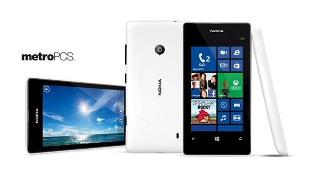 Lumia_521_MetroPCS MetroPCS Offering the Nokia Lumia 521 for Just $99
