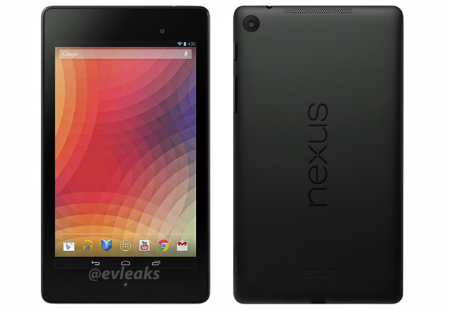 google-nexus7-refreshed Say Hello To Google's Next-Gen Nexus 7