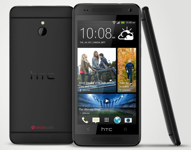 htc-one-mini HTC One Mini Now Official, First Rolling Out in August