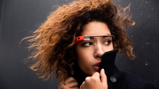 google-glass-model-mobilemag Google Glass Will Cost More Than $299