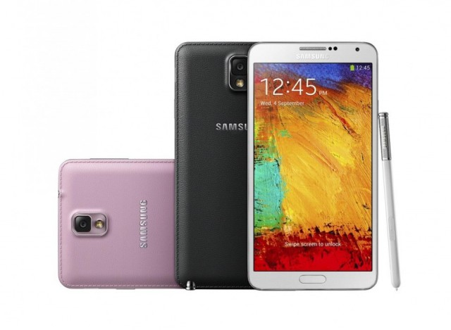 130904-note3-640x469 Samsung Galaxy Note III And Galaxy Gear Release Dates And Pricing