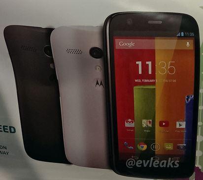 131101-moto Leaked: Motorola Moto G Specs Point Toward Cheaper Moto X