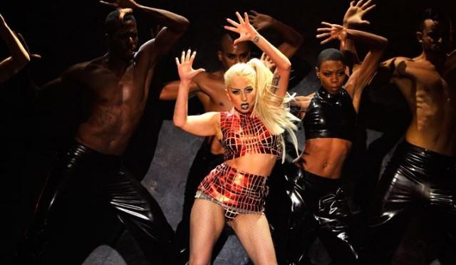 131106-gaga-640x372 Lady Gaga's Latest Stunt: Singing in Space