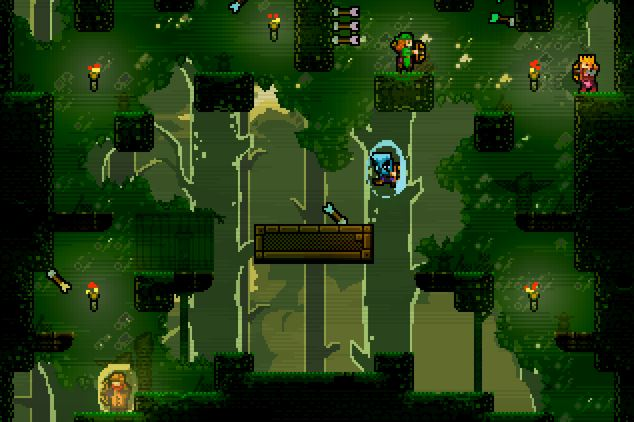 131115-towerfall TowerFall: Ascension Battles Its Way onto PS4 Next Year