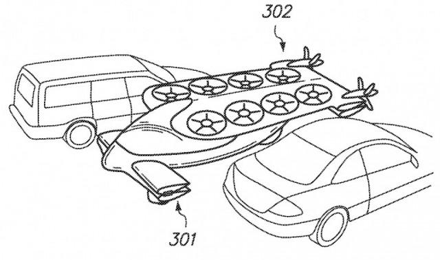131122-flyingcar1-640x378 Vertical Takeoff Flying Car Fits in Regular Parking Spot
