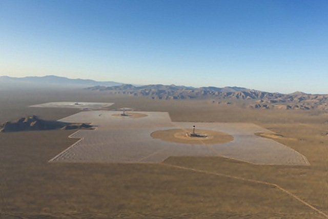 ivanpah-solar-15 Ivanpah Solar Power Facility (Photos)