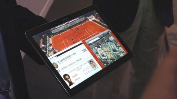 Samsung-4K-Tablet Samsung's 12-Inch 4K Tablet Prototype