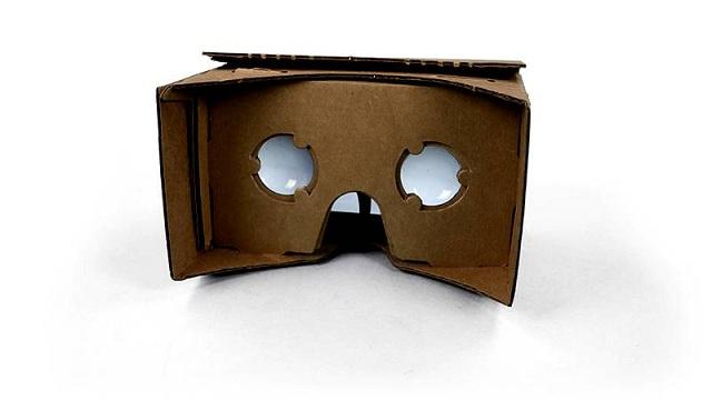 google-cardboard Google Cardboard Is An Inexpensive VR Headset (Video)