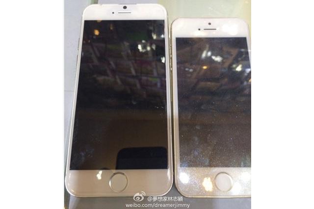 iphone-6-iphone-5s-1 Apple iPhone 6 Leaked Again