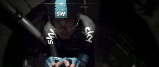 chris-froome-english-channel Chris Froome Wrooms Through Eurotunnel: First And Probably The Last To Cycle Under the English Channel (Video)