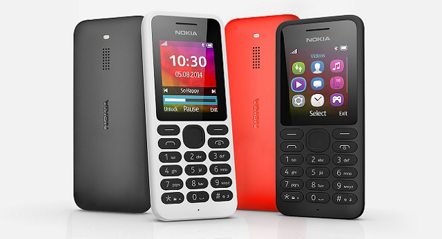 Nokia-130 Nokia 130 Could Help You Out When Your Smartphone Dies