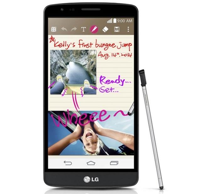 lg-g3-stylus LG G3 Stylus Won't Trouble Galaxy Note 4