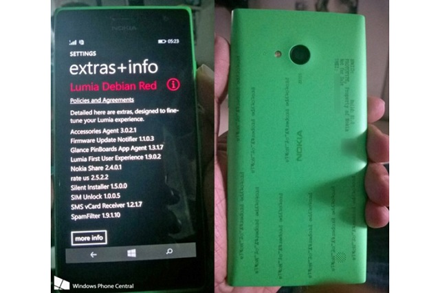 lumia-730 Here Is The Nokia Lumia 730 Superman Phone