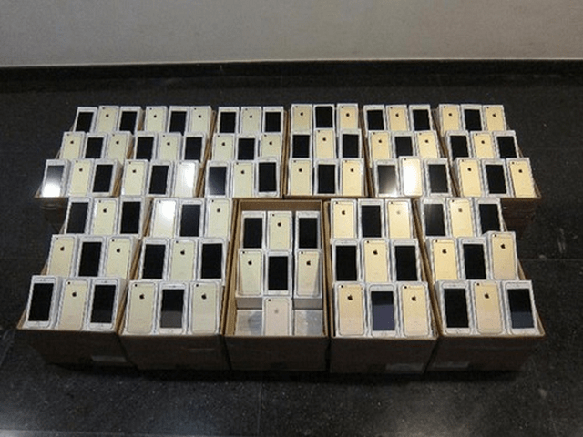 smuggled-china-iphone-6 Smuggled iPhone 6 And 6 Plus Units Seized In China Ahead Of Official Launch On October 17