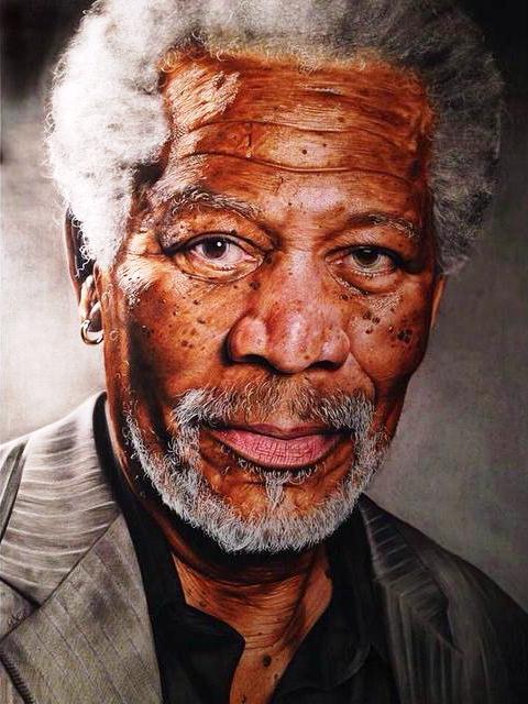 morgan-freeman-1 This Is Not A Photo Of Morgan Freeman (Video)