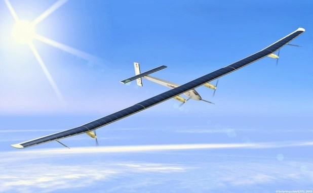 solarplane5-640x396 Solar Impulse, World's First Solar Airplane, Breaking Record By Flying Around the World Without Any Fuel (VIDEO)