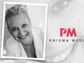 Karine Rielland, Prisma Media