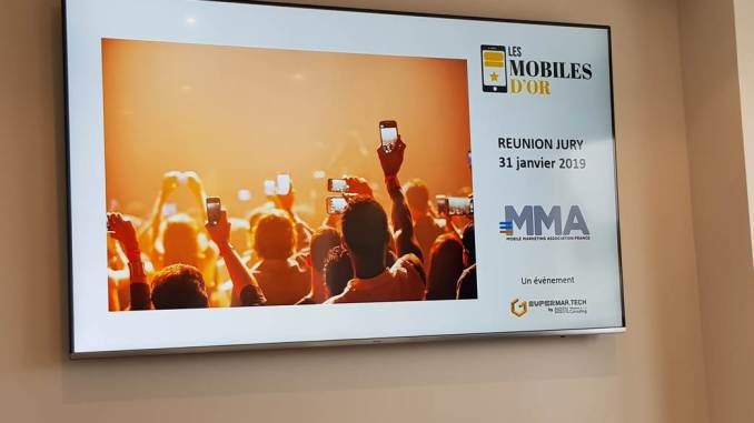 mobiles d'or 2019