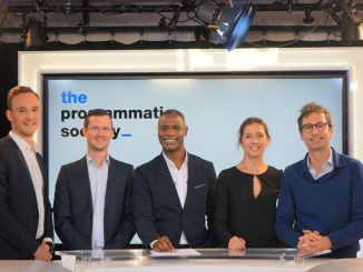THE PROGRAMMATIC SOCIETY DRIVE TO STORE