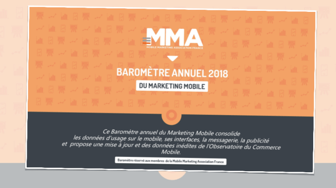 baromètre marketing mobile