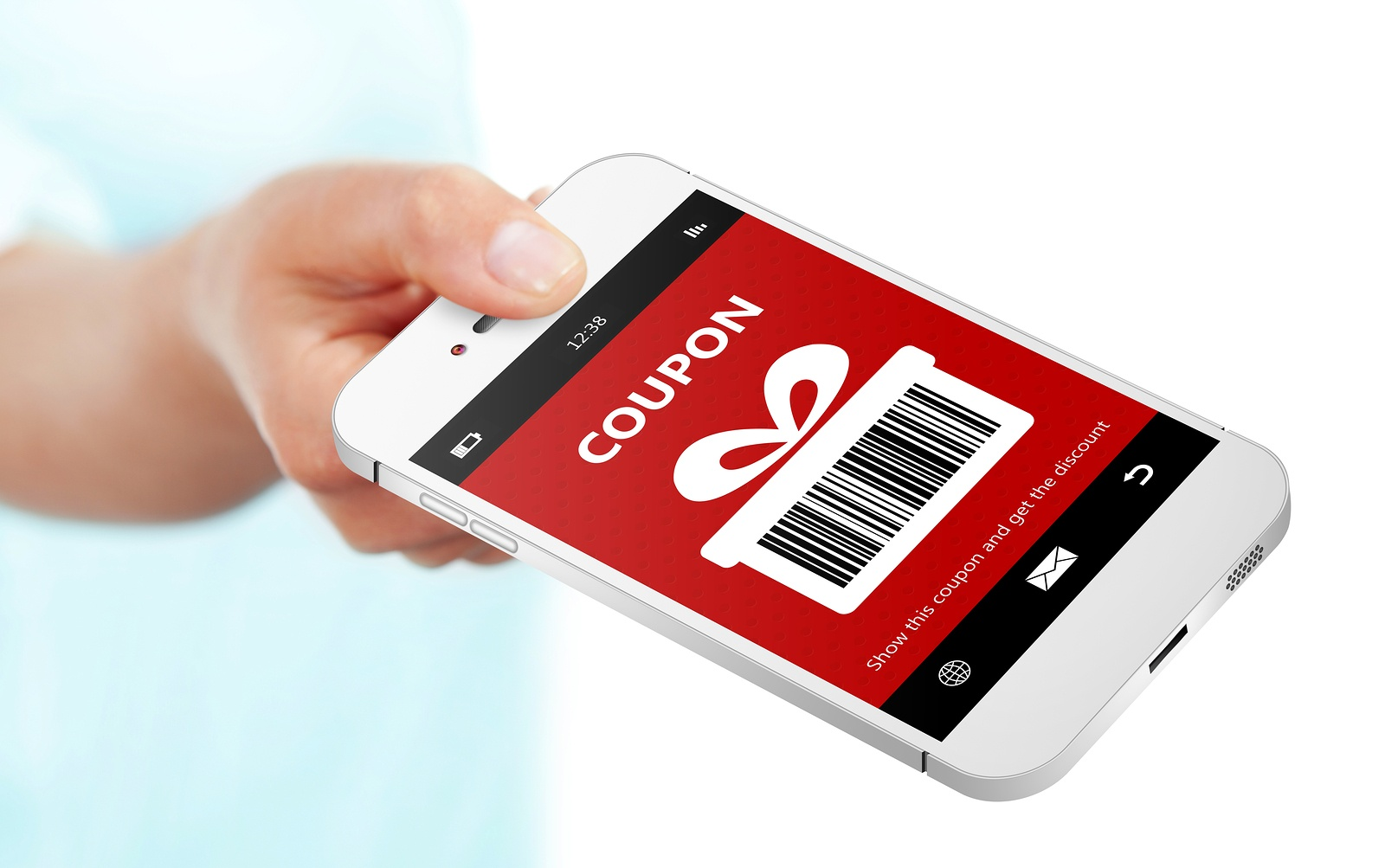 Mobile Coupons Lead To Lickety Split Action 65 Percent