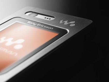 Sony Ericsson W880i Walkman phone