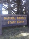 Natural Bridges State Park, May 2014