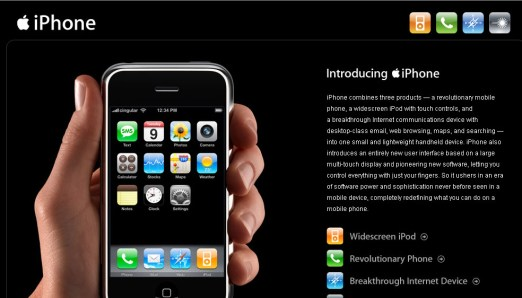 iPhone from Apple
