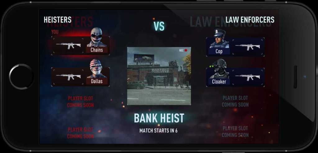 PAYDAY: Crime War Beta Version Released