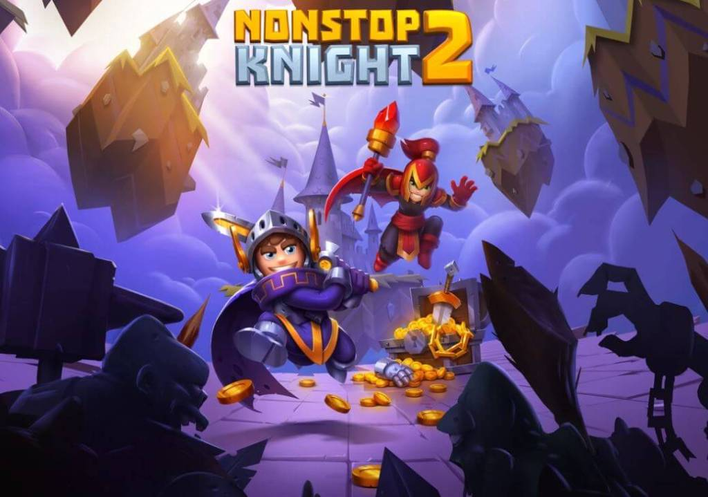 Nonstop Knight 2 Game Released