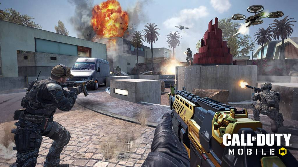 Call of Duty Mobile: Rankings and Player Progression