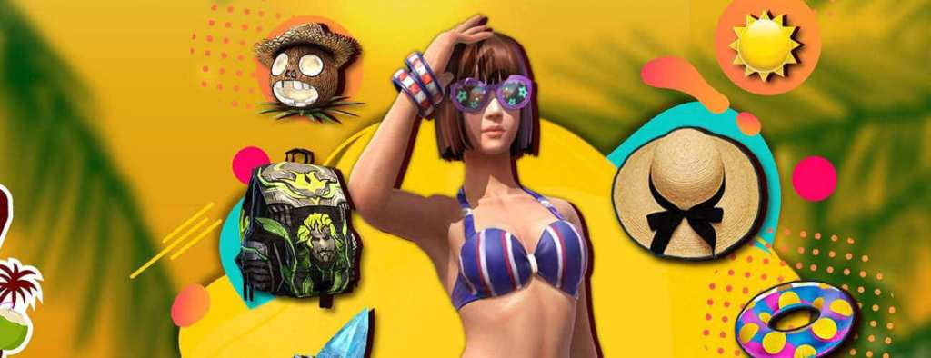 14.7 Beach Party: Garena Free Fire New Event