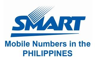 List of Smart Mobile Number Prefixes in Philippines 2016