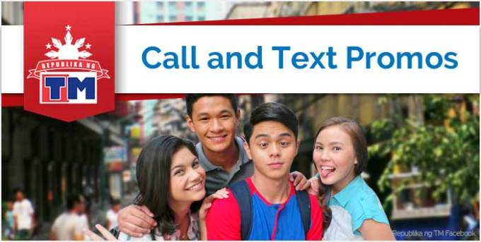 TM Promos - Call and Text