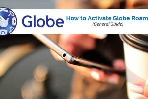 How to Activate Globe Roaming