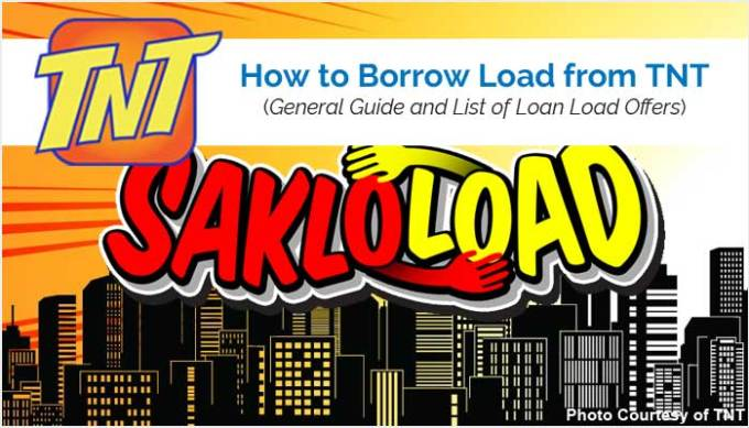 How to Borrow Load from TNT
