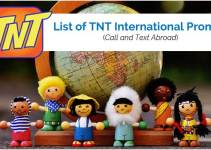 List of TNT International Promos