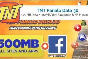 TNT Panalo Data 30 or PDATA30