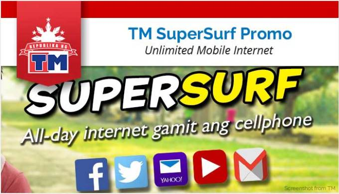 TM SuperSurf Promo 2018