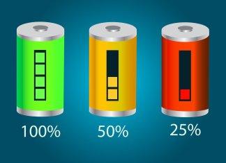 Rýchle vybíjanie batérie