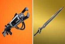 zbrane, ktoré sa dlho vo fortnite neudržali