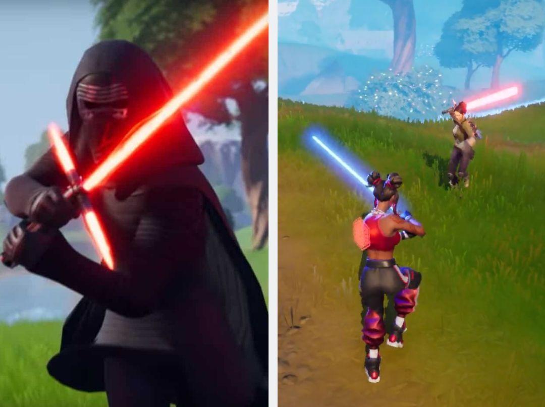Hráči-vyhodia-všetok-loot-pre-duel-zo-svetelnými-mečmi