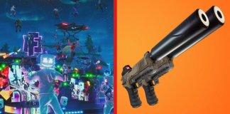 Silent double pistols a Jerky event leaknuté Fortnite