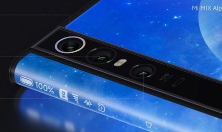 Камера 108 Мп в Xiaomi Mi Mix Alpha