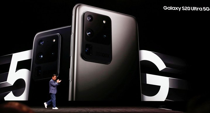 Galaxy Ultra – самые продаваемые флагманы Samsung