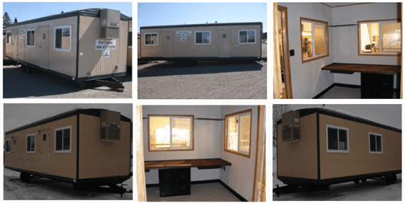 Affordable Jobsite Trailers