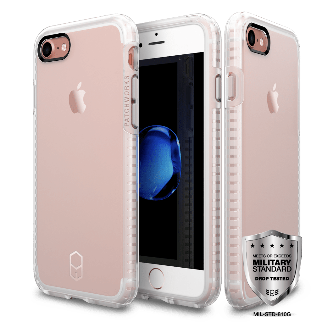 quality design 23719 a65c8 Spigen Ultra Hybrid Protector Clear Case For iPhone & Samsung ⋆ iPhone  Repairs Manchester