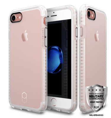 Spigen Ultra Hybrid Protector Clear Case For iPhone & Samsung