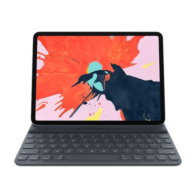 The new Smart Keyboard Folio for the 2018 iPad Pro